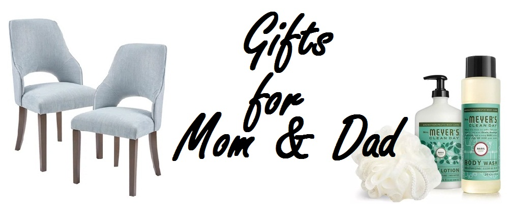 Gifts For Mom & Dad
