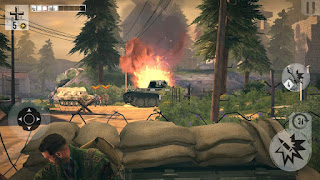 Brothers in Arms® 3 Mod Apk v1.4.5f Data Free Weapons
