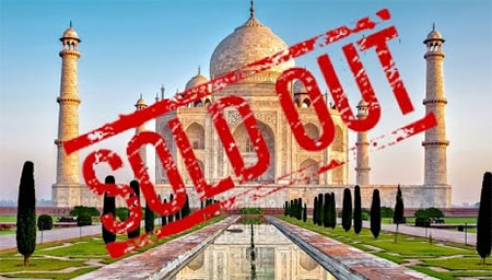 Do you know that the Tajmahal have been sold for Three times?