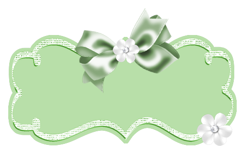 Cute Labels With Ribbons Or Bows Oh My Fiesta In English