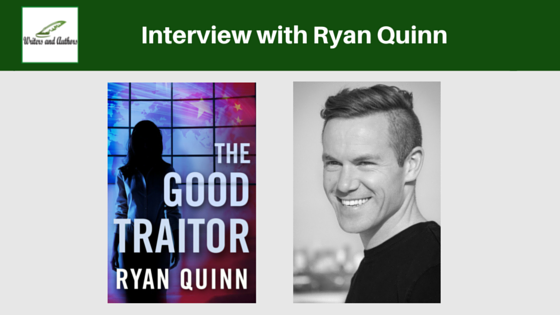Interview with Ryan Quinn