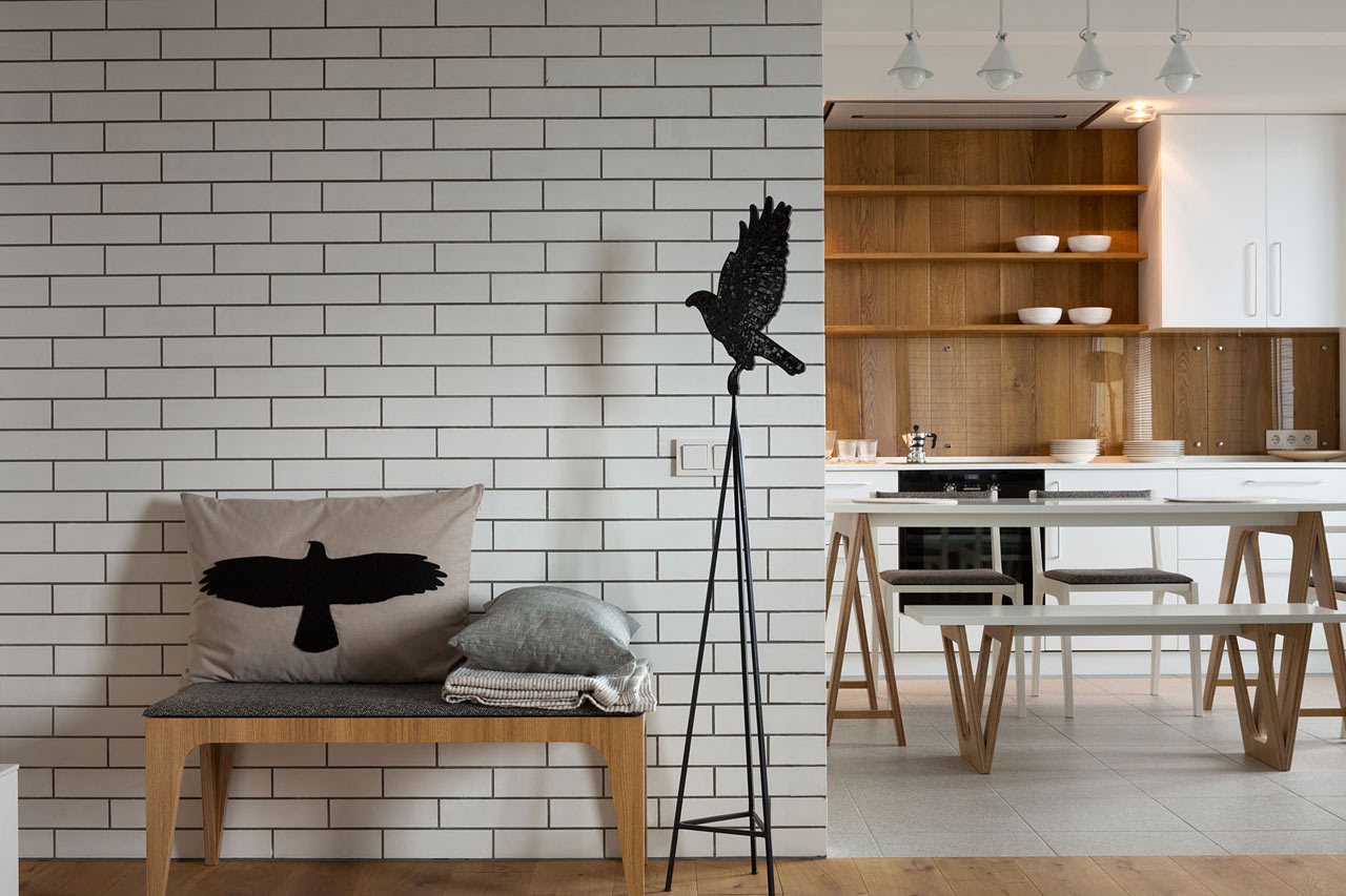 white brick faux panels decorative wall panels faux tiles