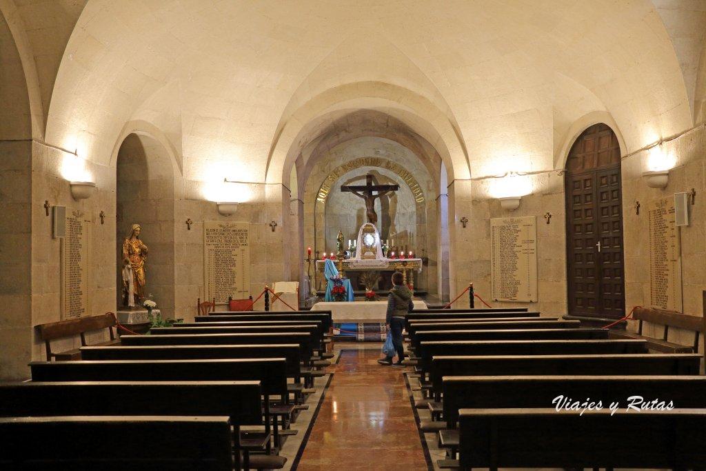 Iglesia del Sagrario. Jaén