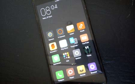 Cara Ganti Bahasa Indonesia Redmi Note 2 Prime