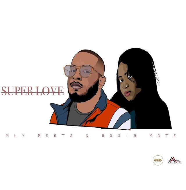 Mly Beatz Feat. Assia Mote - Super Love
