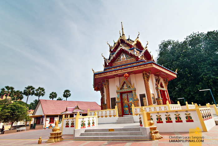Wat Chaiyamangalaram Penang