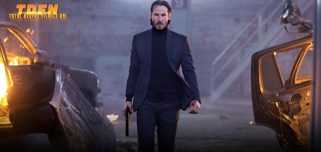 Keanu Reeves se pregăteşte să înceapă filmările pentru continuarea John Wick 2