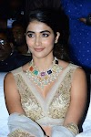 Pooja Hegde At Maharshi Pre Release Event Photos