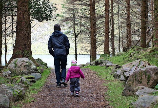 Isä ja tytär, muumipipo