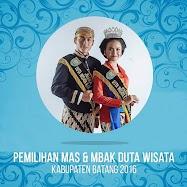 Duta Wisata Batang 2016