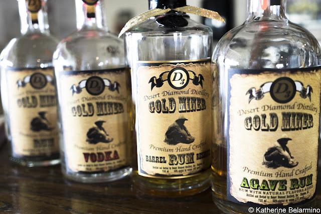 Tasting Tour Kingman Arizona Desert Diamond Distillery Spirits