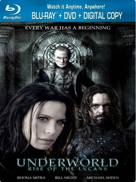 Underworld 3 Rise of the Lycans 2009 [Hindi-Eng] Dual Audio 720p BRRip 800mb