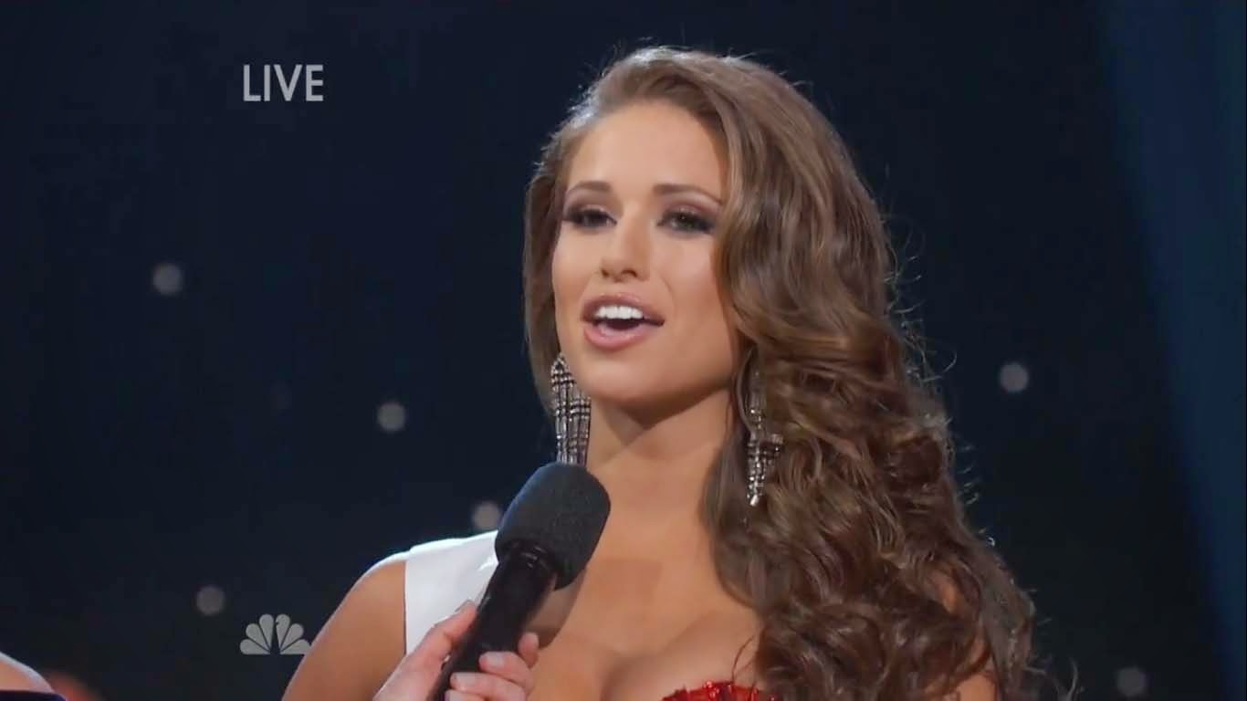 Miss USA Answer regarding Global Terrorists in the 63rd annual of Miss Universe