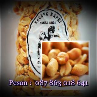 alamat pabrik kacang kapri tari bali