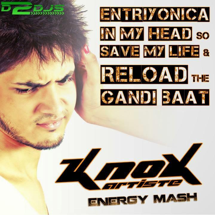 Naino Ki Jo Baat Dj Mp3 Song: Entriyonica In My Head So Save My Life & Reload The Gandi