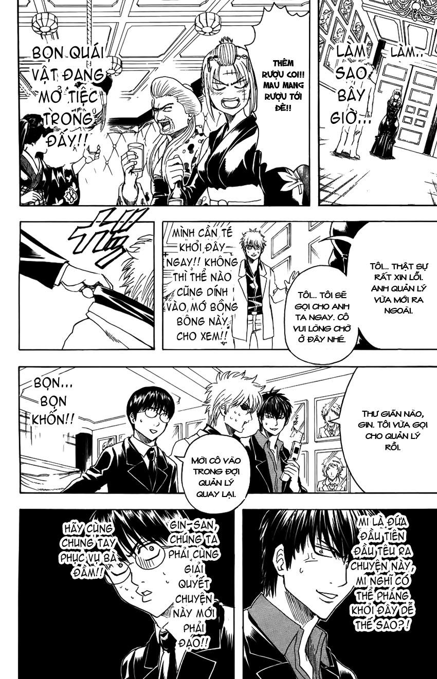 Gintama Chap 364 page 3 - Truyentranhaz.net