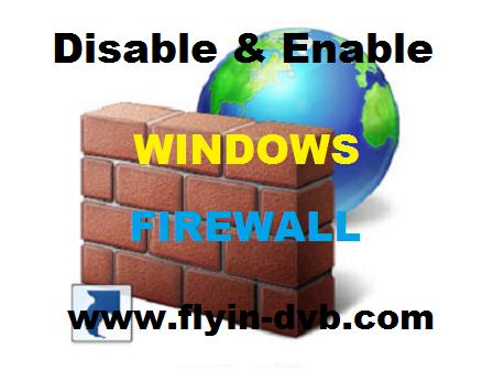 Cara Mengaktifkan dan Menonaktifkan Windows Firewall di Windows 7