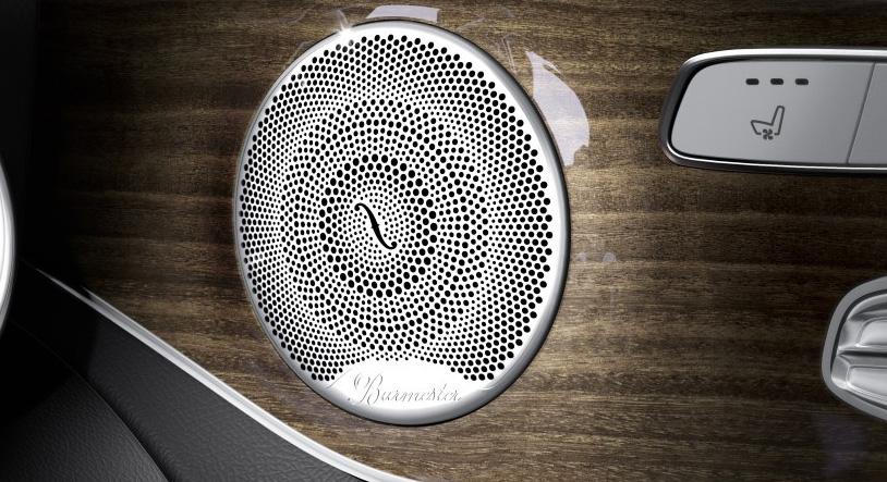 Hệ thống âm thanh vòm Burmester®