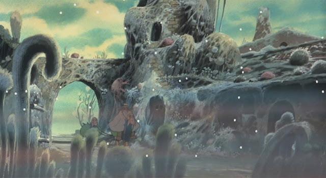風の谷のナウシカ、腐海とはどんな存在か?そこから学ぶ事とは?【j】