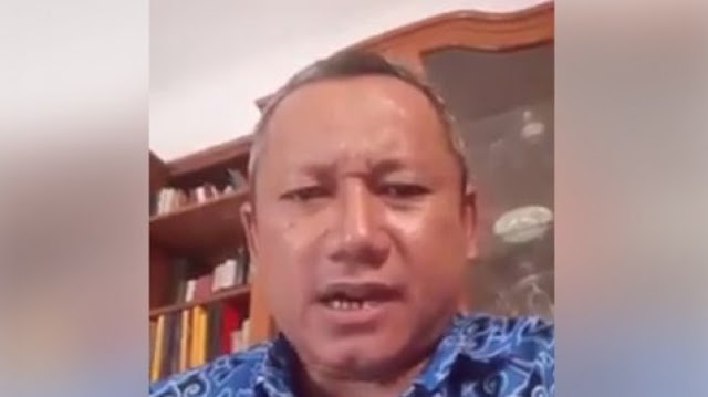 Viral Video Pria Mengaku Keluarga TNI Sebut 22 Mei HUT PKI