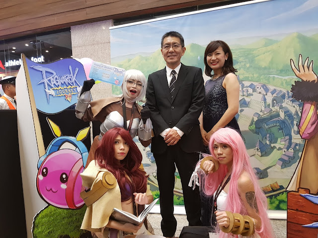 Ragnarok Journey now in PH