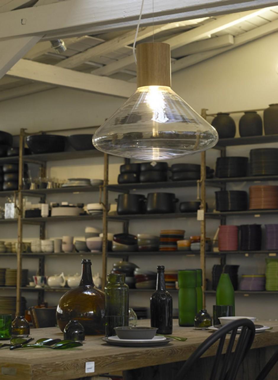 Dan Yeffet & Lucie Koldova housevariety: muffin lamps :dan yeffet and lucie koldova