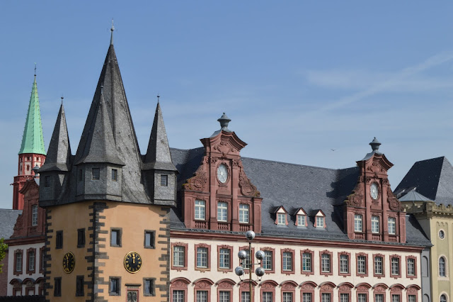 Frankfurt Traditional Buildings