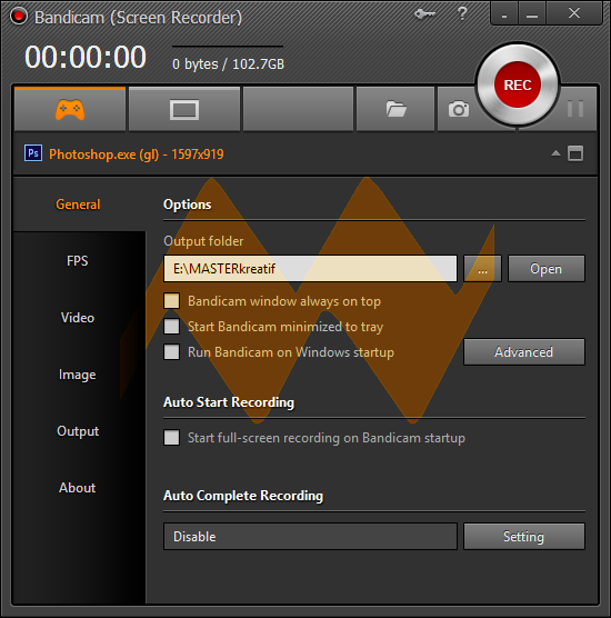 Bandicam 2.1 Latest Full Version