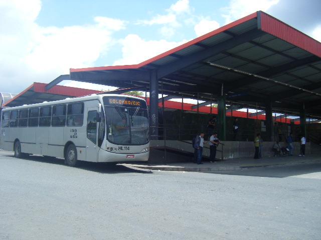 Passageiro é esfaqueado dentro de terminal em Colombo