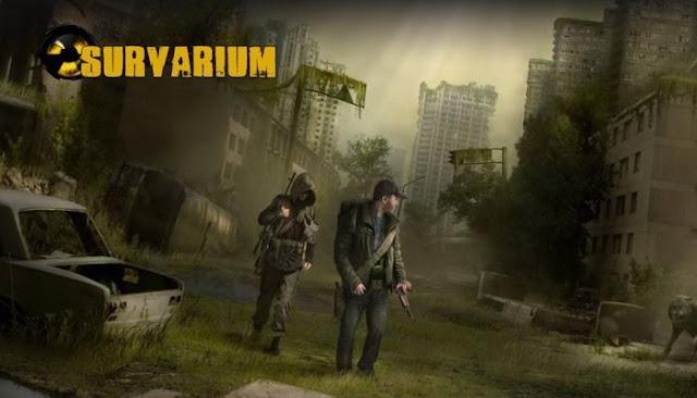 Survarium un juego multijugador ambientado en un mundo post-apocalíptico