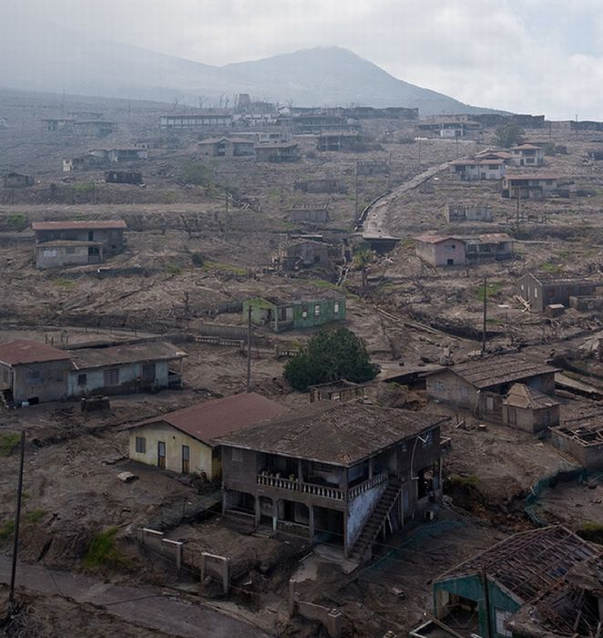 Deroucicho Incredible Photos Of Montserrat S Exclusion Zone