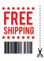 Shaver Shop Free shipping Offer