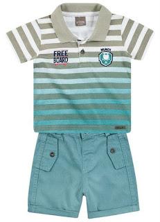 Distribuidor de roupas infantis de Santa Catarina