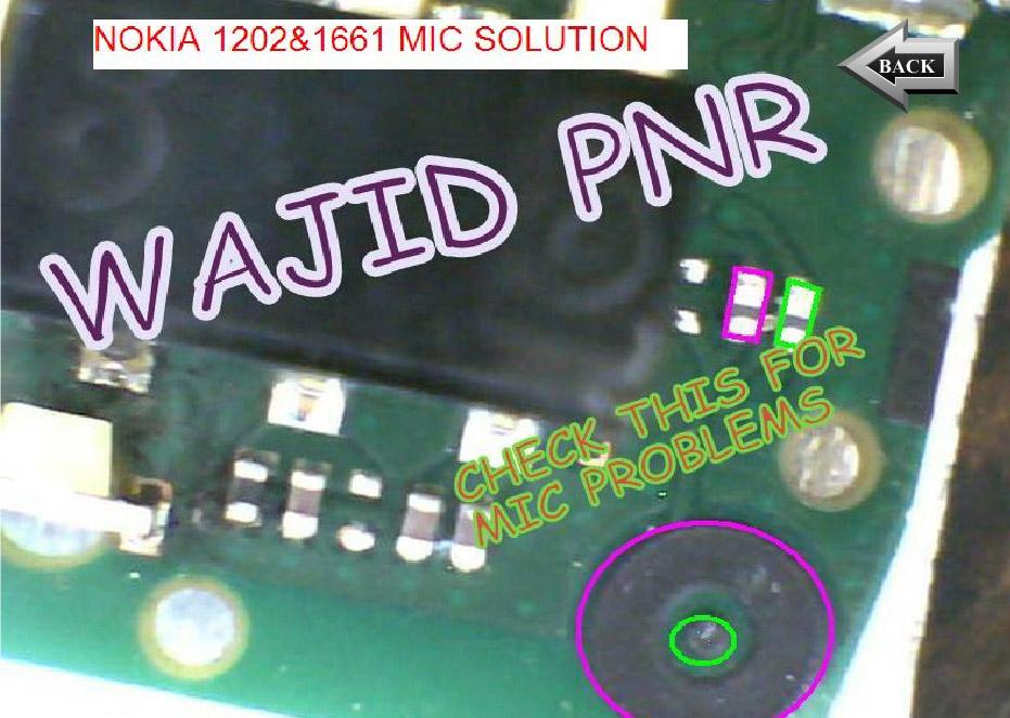Nokia 1202 Ringer Problem Solution