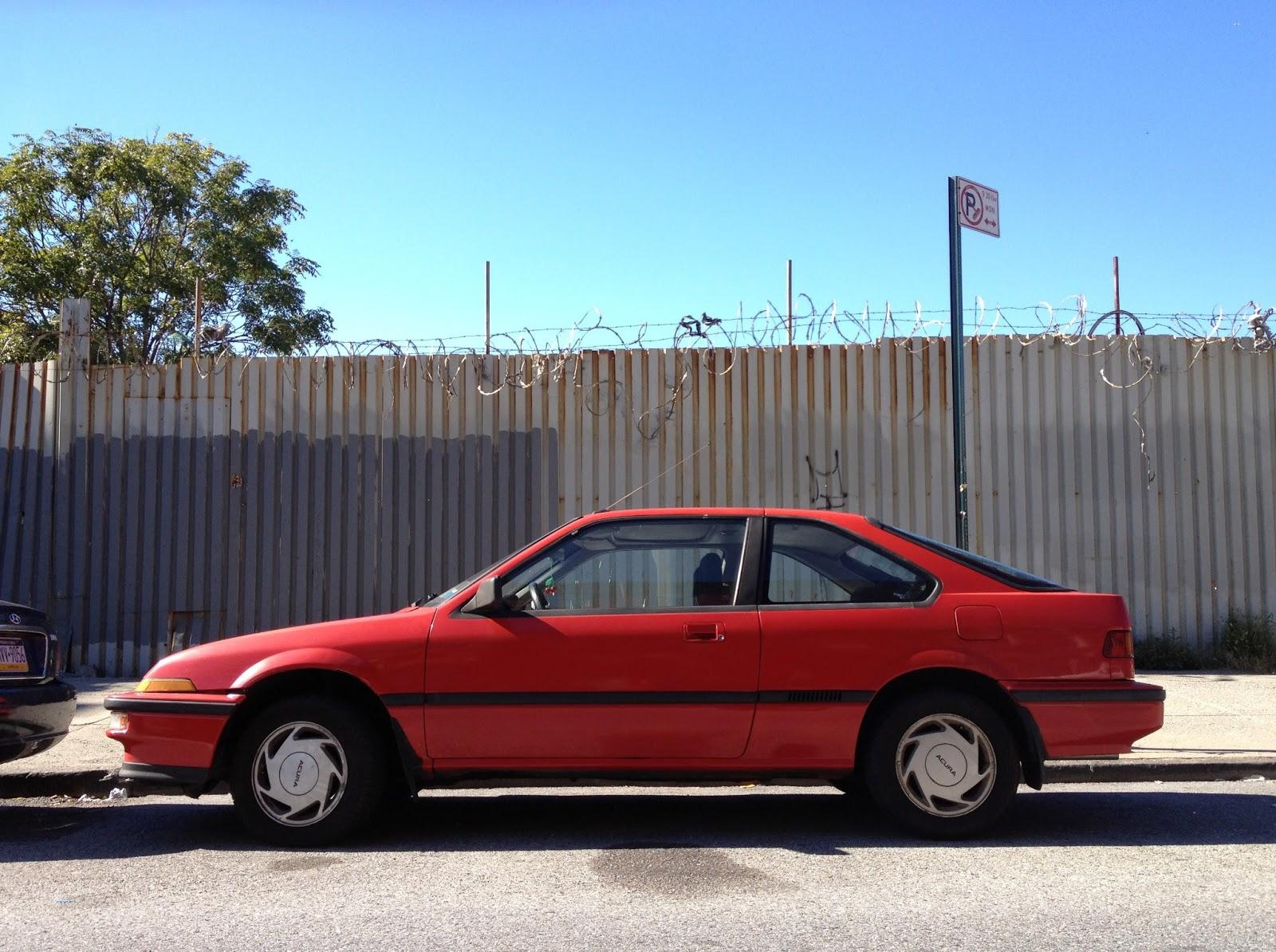 Acura Of Brooklyn >> CSCB Home: 1989 Acura Integra LS Three-door Hatchback