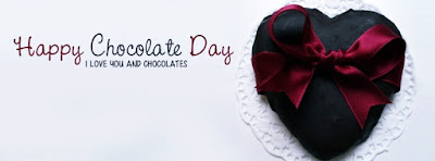 Beautiful Happy Chocolate Day Cover Pics for Facebook and FB
