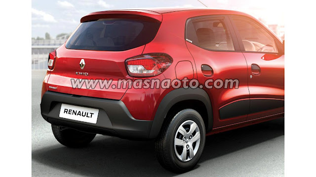 Mobil Murah Renault Kwid Resmi Diluncurkan di Indonesia