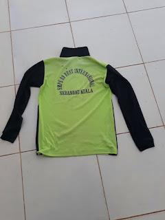 jasa pembuatan baju kaos seragam sekolah sekolah tk sd smp sma di kapuas kalteng