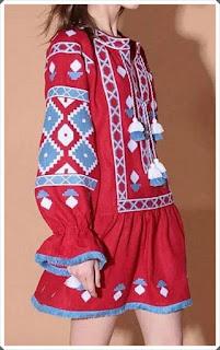 Elişi Elbise Modelleri - Moda Tasarım 29