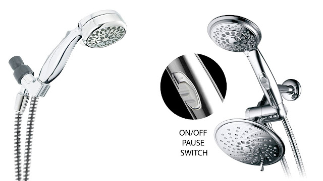 high power shower head