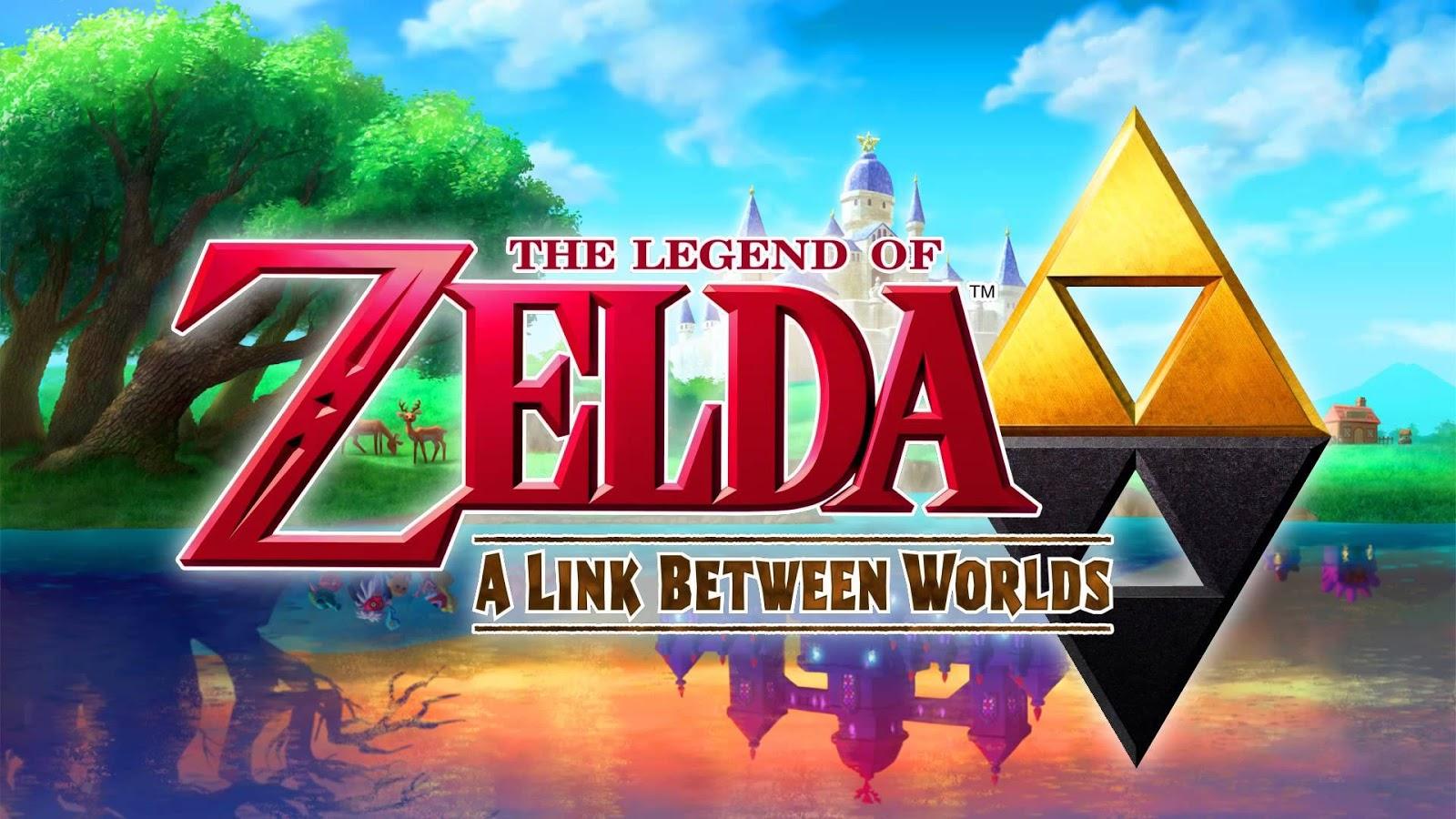 Midgar Channel 8 Riding The Zelda Wave A Link Between Worlds