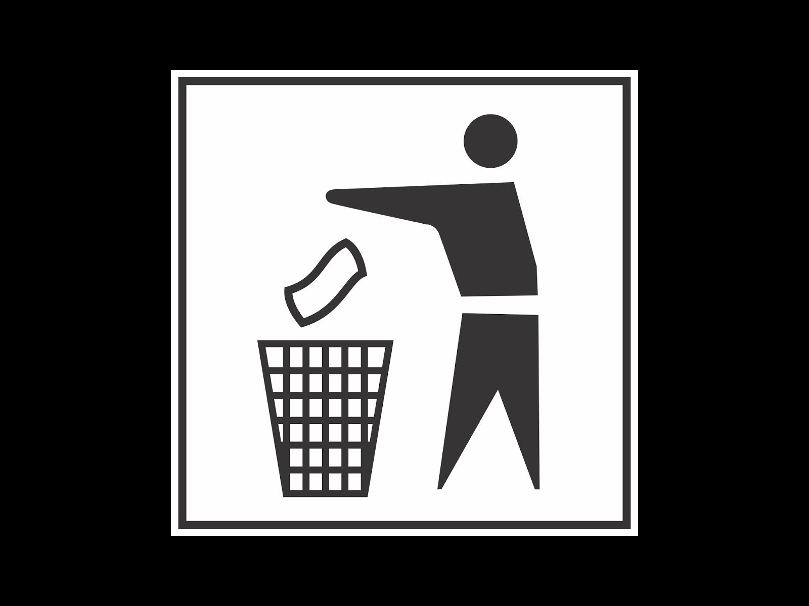 Vector Buanglah Sampah Cdr Png HD GUDRIL LOGO Tempat Nya