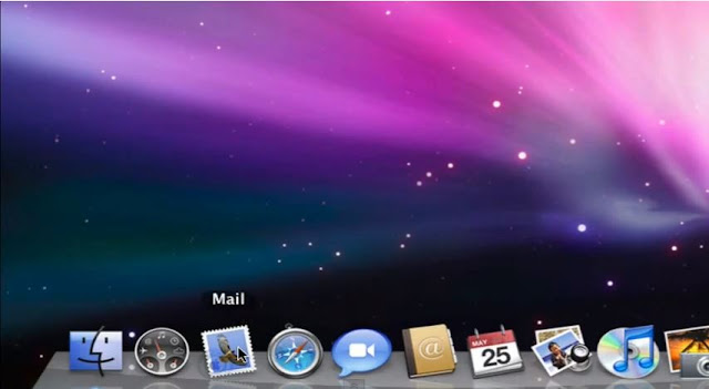 Cara Setting Email Account di Mac Os