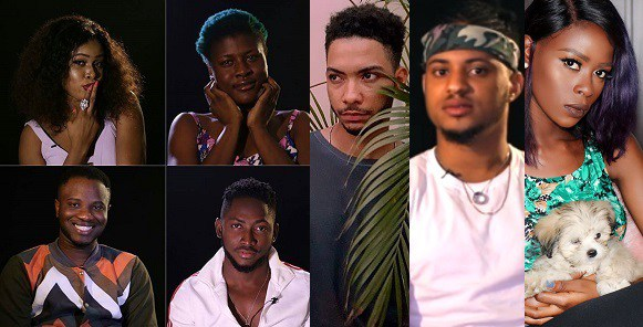 double wahala housemates - #BBNaija: Housemates Banned From Laughing And Touching