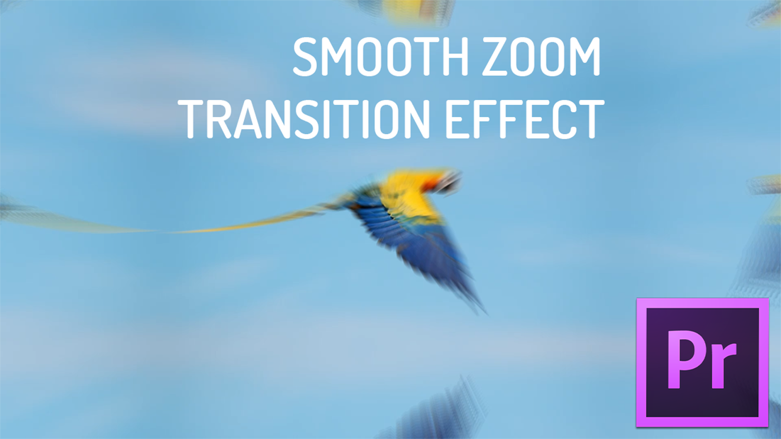 Adobe Premiere Pro CC Smooth Zoom Transition Effect Tutorial