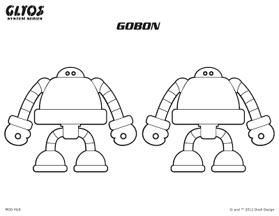 Glyos Transmission Web Log: Color Mechanicals: Gobon