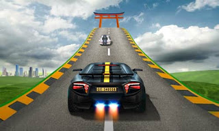 Impossible Car Stunt Racing Apk - Free Download Android Game