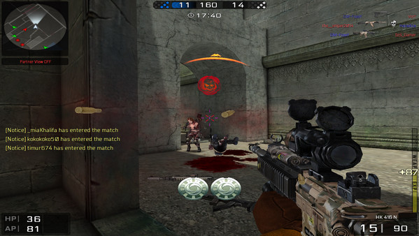 BlackShot Mercenary Warfare FPS Full Version