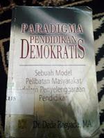 Contoh Pedoman Membuat Critical Book Report Buku Dede Rosyada