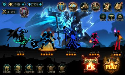 Free Unduh Hero Legend Stickman Mod v Unduh Game Hero Legend Stickman Mod v3.0.0 Apk (Free Shopping)